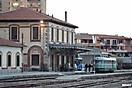 Trenino verde Sassari - Tempio - novembre 2009